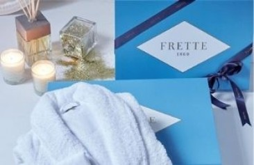 Frette Robe With Gift box